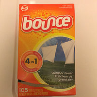 Bounce Outdoor Fresh Dryer Sheets - 105 Count uploaded by Bethany B.