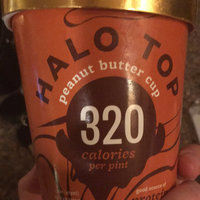 Halo Top Peanut Butter Cup Ice Cream uploaded by Brooke K.