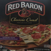 Red Baron Classic Crust 4-Meat Pizza uploaded by Amanda J.