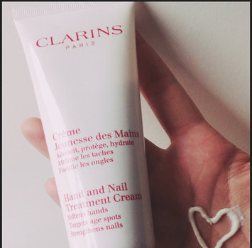 Photo of Clarins Hand and Nail Treatment Cream uploaded by Sophie A.