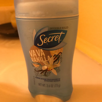 Secret Scent Expressions Va Va Vanilla Invisible Solid Deodorant Stick uploaded by Melissa D.