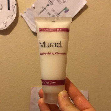 Murad Age Reform Refreshing Cleanser uploaded by Michelle C.