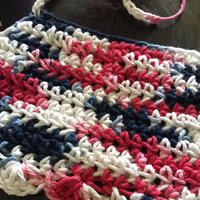 Sugarn Cream Yarn - Cones-Nautical 234934 Spinrite uploaded by Caitlin A.