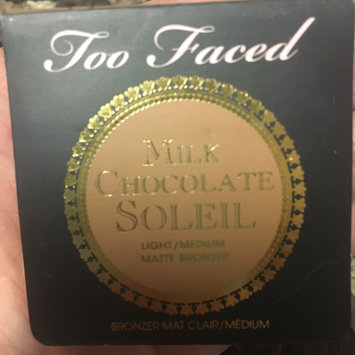 Too Faced Chocolate Soleil Bronzing Powder uploaded by Katie E.