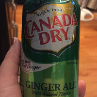 Canada Dry® Ginger Ale uploaded by Alisa O.