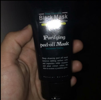 Shills - Acne Purifying Peel-Off Black Mask 50ml uploaded by Nicole O.
