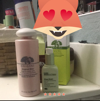 Photo of Origins Dr. Andrew Weil for Origins Mega-Bright Skin Tone Correcting Serum uploaded by Jhorna C.