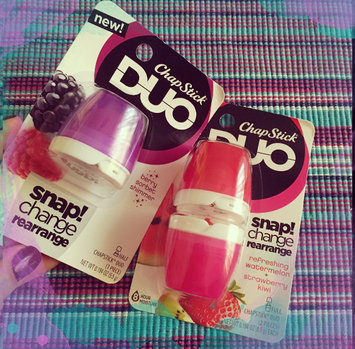 ChapStick® DUO Berry Shimmer uploaded by Laura A.