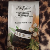 SheaMoisture African Black Soap Clarifying Mud Mask uploaded by Kiowa B.