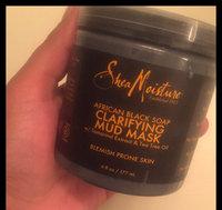 SheaMoisture African Black Soap Clarifying Mud Mask uploaded by Jordan A.