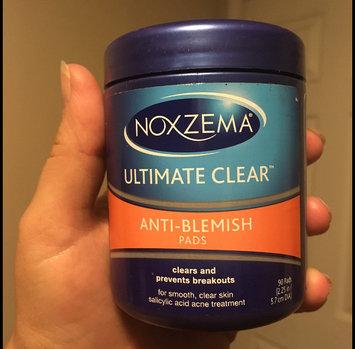 Photo of Noxzema Ultimate Clear Anti-Blemish Pads uploaded by Arica U.