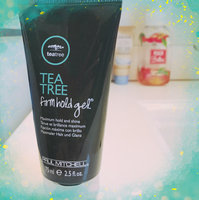 Paul Mitchell Tea Tree Firm Hold Gel uploaded by Holly S.