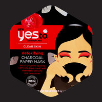 Yes to Tomatoes Paper Mask, Single Pack, Charcoal, 1 ea uploaded by Holly S.
