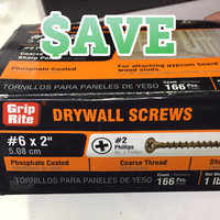 Prime Source 2in. Black Coarse Drywall Screws 2CDWS1 uploaded by Maria L.