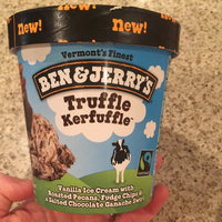 Ben & Jerry's® Truffle Kerfuffle Ice Cream uploaded by Katie K.
