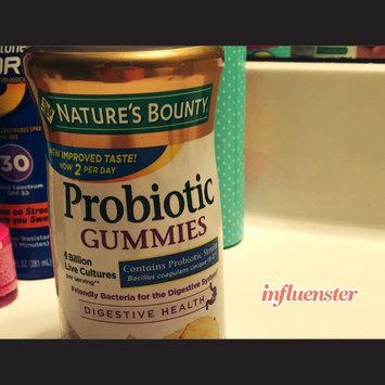 Nature's Bounty® Probiotc Fruit Gummies uploaded by Jennifer T.