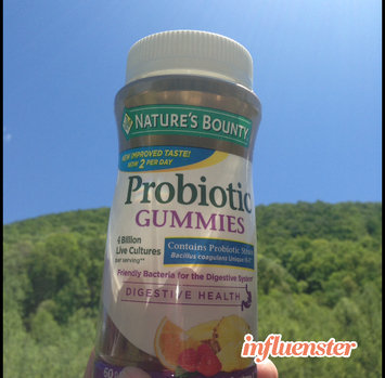 Nature's Bounty® Probiotc Fruit Gummies uploaded by Emily A.
