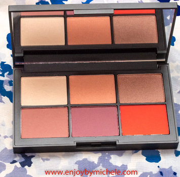 Photo of NARS NARSISSIST UNFILTERED CHEEK PALETTE Unflitered I uploaded by michele k.