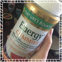 Nature's Bounty® Energy Gummies uploaded by Brittnei B.