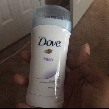 Photo of Dove® Original Clean Antiperspirant & Deodorant uploaded by Brianna L.
