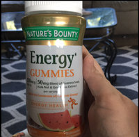 Nature's Bounty® Energy Gummies uploaded by Michele L.
