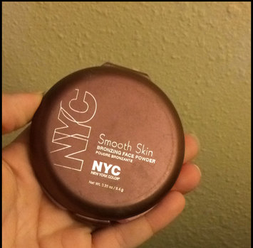 NYC Smooth Skin Bronzing Face Powder uploaded by Ana U.