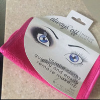 S & T Always Off Makeup Cloths uploaded by elaina s.