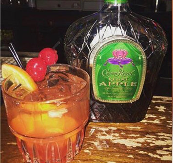 Photo of Crown Royal Canadian Whisky Regal Apple uploaded by Davina R.