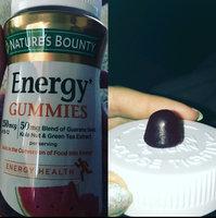Nature's Bounty® Energy Gummies uploaded by Lyne B.