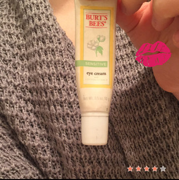 Photo of Burt's Bees Sensitive Eye Cream uploaded by Lana S.