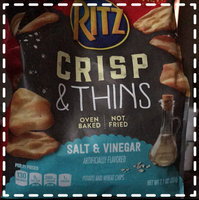 Nabisco RITZ Crisp & Thins Bacon uploaded by Sara-Catherine F.