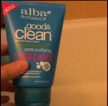 Photo of Alba Bontanica Good & Clean Pore Purifying Mini Peel uploaded by Bellatrix S.
