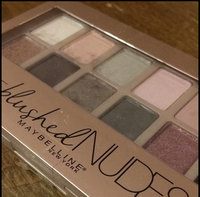 Maybelline New York Expert Wear The Blushed Nudes Shadow Palette uploaded by Bellatrix S.