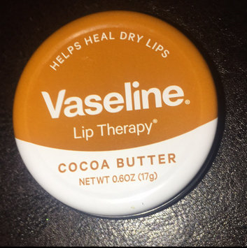 Vaseline® Lip Therapy® Cocoa Butter Lips Lip Balm Tin uploaded by Whitney B.
