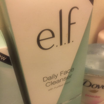 e.l.f. Daily Face Cleanser uploaded by Cierra 💜.