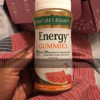 Nature's Bounty® Energy Gummies uploaded by Yvette J.