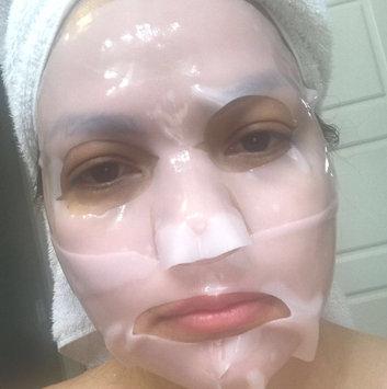 Photo of boscia Tsubaki Oil Deep Hydration Hydrogel Mask 1 mask uploaded by Ibania G.