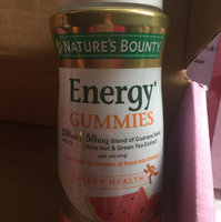 Nature's Bounty® Energy Gummies uploaded by Caroline W.