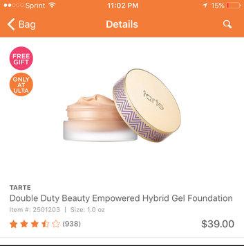 tarte Double Duty Beauty Empowered Hybrid Gel Foundation uploaded by Gabrielle S.
