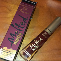 Too Faced Melted Matte Liquified Long Wear Matte Lipstick uploaded by Trisha L.
