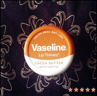Vaseline® Lip Therapy® Cocoa Butter Lips Lip Balm Tin uploaded by Devyn S.