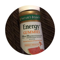 Nature's Bounty® Energy Gummies uploaded by Kristian K.