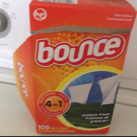 Bounce Fabric Softener Dryer Sheets Outdoor Fresh 60CT uploaded by Carmen R.
