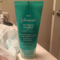 Johnson's® Leave-In Conditioner uploaded by Monica C.
