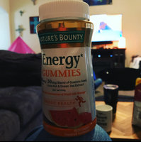 Nature's Bounty® Energy Gummies uploaded by Cynthia N.