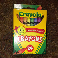 Crayola 24ct Crayons uploaded by Melanie B.