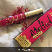 Too Faced Melted Matte Liquified Long Wear Matte Lipstick uploaded by Jennifer O.