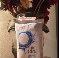 Olay Wet Cleansing Cloths Normal uploaded by Lacresha H.