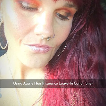 Photo of Aussie Hair Insurance Leave-in Conditioner Spray uploaded by Jennifer S.