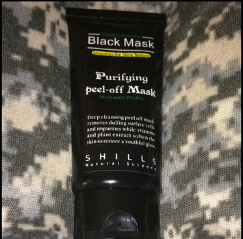 Shills - Acne Purifying Peel-Off Black Mask 50ml uploaded by Chrimson E.